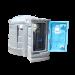 Station double paroi PEHD B-blue 5000L - Vue détail
