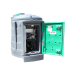 Station fuel verticale double paroi PEHD 2500 litres - Vue détails