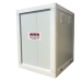 Beiser Environnement - Local phytosanitaire isolé en kit 2 x 3 m - Vue fermée
